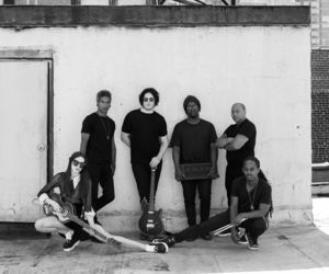 jack white, the dead weather, and the raconteurs image