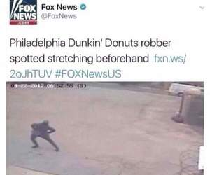 dunkin donuts, meme, and funny image