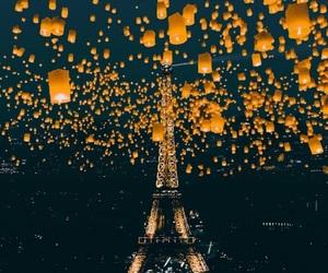 light and paris image