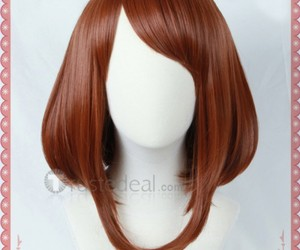 anime cosplay wig