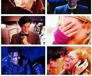 doctor who, rose tyler, and martha jones image