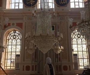 hijab, turquie, and mosquee image