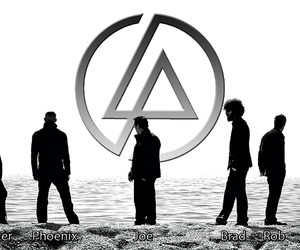 linkin park and logo and members image