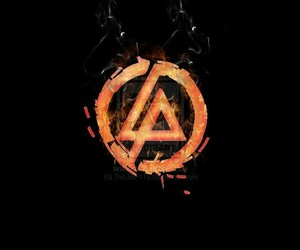 Logo and linkin park image
