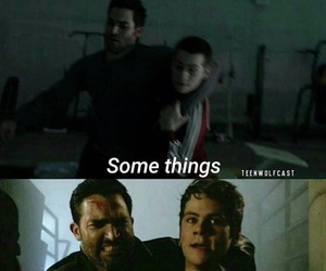 never change, teen wolf, and sterek image