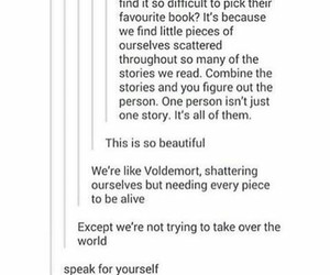 bookworms, harry potter, and voldemort image