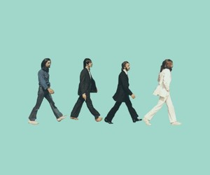 abbey road, mint, and the beatles image