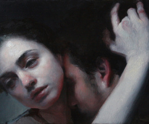 art, painting, and maria kreyn image