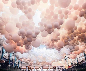 balloons and pink image
