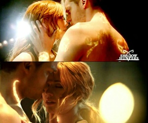 clary fray, dominic sherwood, and clace image