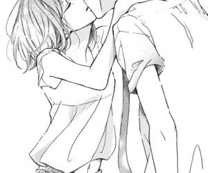 kiss, manga, and anime image