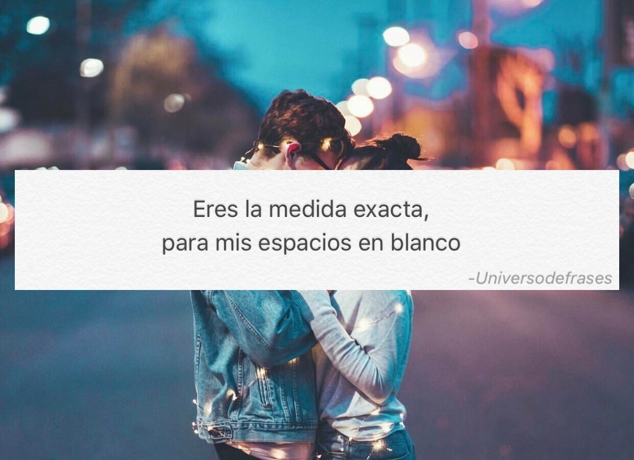 Frases De Amor Uploaded By Javi On We Heart It