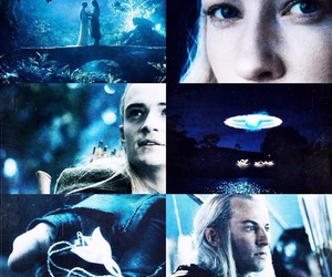 aesthetic, Legolas, and LOTR image