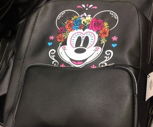 bag, fashion, and minnie mouse image