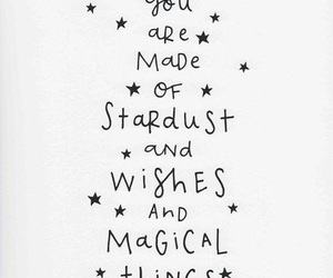 made, magical, and wishes image