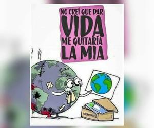 no planet b, medio ambiente, and planeta te quiero verde image