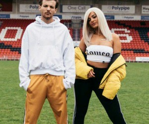 back to you, bebe rexha, and louis tomnilson image