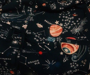 aesthetic, dark, and space image