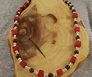 beads, necklace, and etsy image