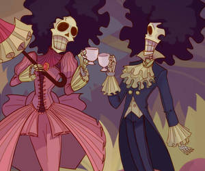 belle epoque, girl, and one piece image