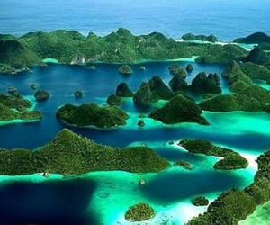 beautiful world, indonesia, and place image
