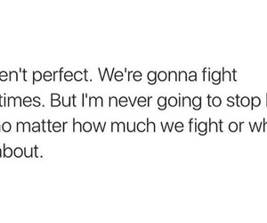 couple, fighting, and love image