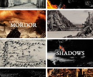 edit, middle earth, and the hobbit image