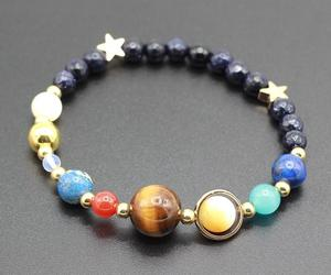 adjustable, galaxy, and planets image