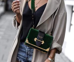 outfit and Prada image