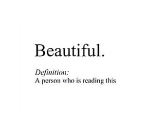beautiful, definition, and quotes image
