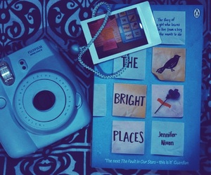 blue, book, and photography image