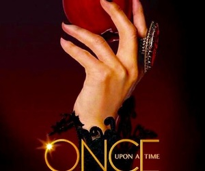 once upon a time, série, and evil queen image