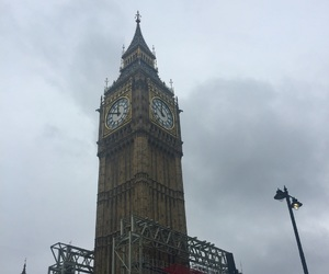 Big Ben, london, and ❤ image