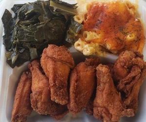 african american, eat, and meal image