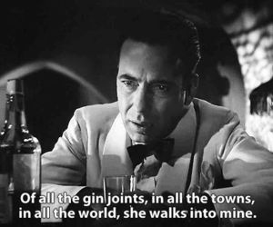 Casablanca and quotes image