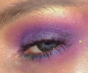 aesthetic, eyeshadow, and grunge image
