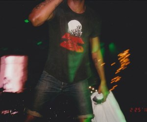 kid cudi, old photo, and rapper image