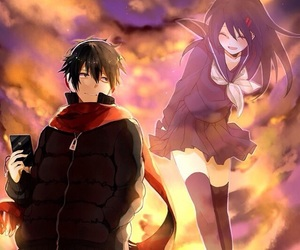 kagerouproject, shintaro, and ayanotateyama image