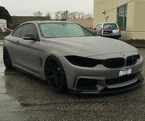bad, bmw, and grey image