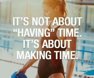 sport, time, and natacion image