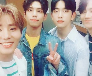 day6, got7, and jinyoung image