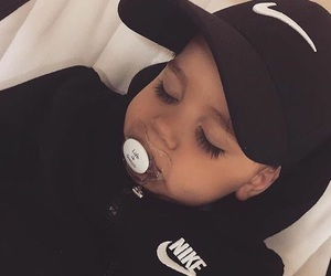 baby, nike, and cute image