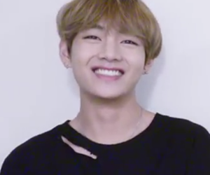 beautiful, smile, and bts image