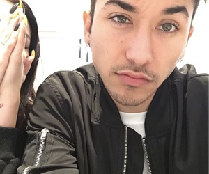 couple, maggie lindemann, and brennen taylor image