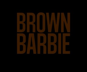 barbie, brown, and Queen image
