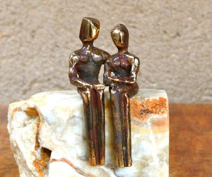 bronze, etsy, and iloveyou image