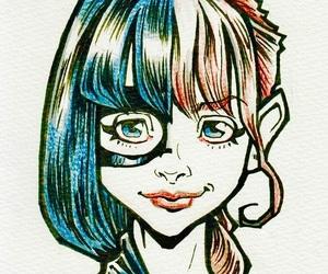 hitgirl kickass draw image