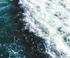 ocean, blue, and travel image