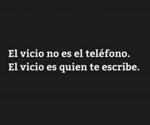 amor, quotes, and telefono image