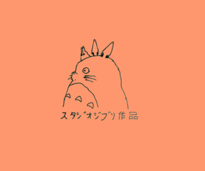 header and totoro image